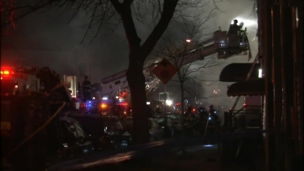 [NY] 2 Dead After Fire Tears Through Brooklyn Apartment Building: FDNY