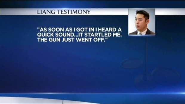 [NY] NYPD Officer Takes Stand At Own Trial