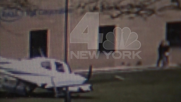 [NY] Video Shows Plane's Parachute-Landing on Long Island