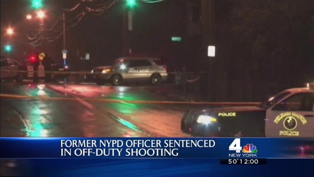 [NY] Ex-NYPD Officer Gets Prison for Firing 14 Shots Into Car