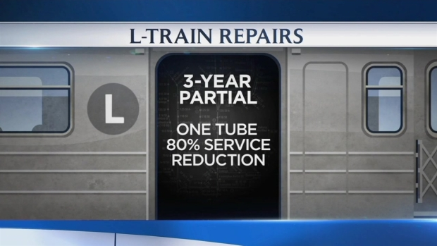 [NY] L Train Could Be Shut Down Entirely for 18 Months, or Partially for 3 Years: MTA
