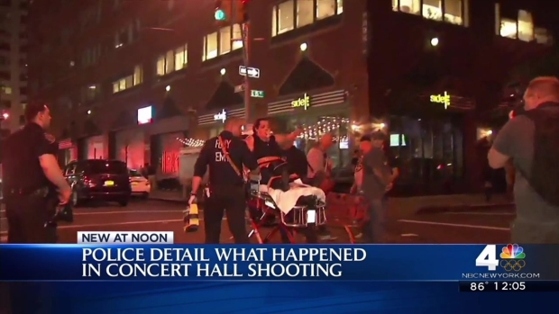 [NY] Police Investigate Shooting at T.I. Concert