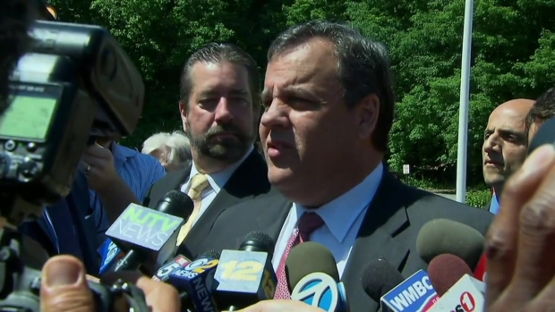 [NY] Christie Says 'Trump Is Not a Racist' After Judge Comments