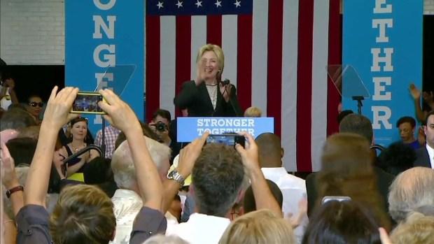 [NY] Trump Preparing for Big Speech Targeting Clinton