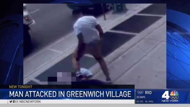 [NY] Man, 75, Beaten in Apparently Random Attack in Greenwich Village: Police