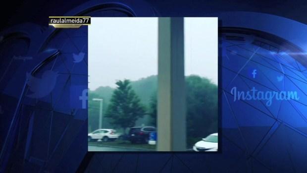 Torrential Rain Batters NJ Towns