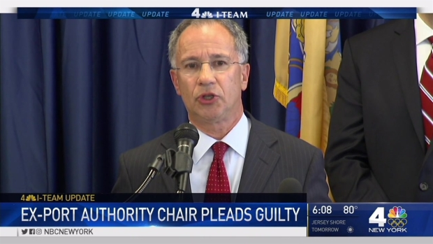 [NY] Ex-Port Authority Chair Pleads Guilty in United Airlines Probe