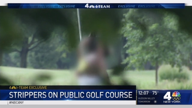 [NY] I-Team: Strippers on New Jersey County-Owned Golf Course