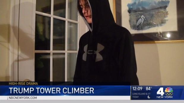 [NY] Who Is the Trump Tower Climber?