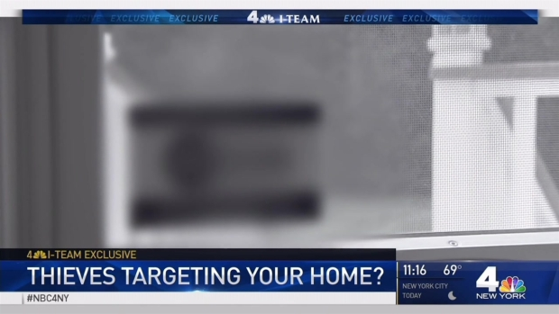 [NY] I-Team: How Burglars Break Into Your Home
