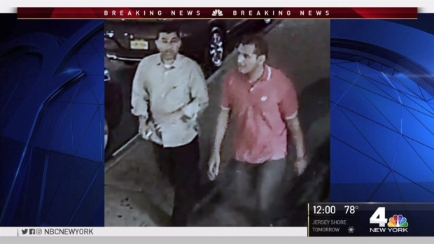 [NY] FBI Seeks Men Who Took Luggage That Held 27th Street Bomb