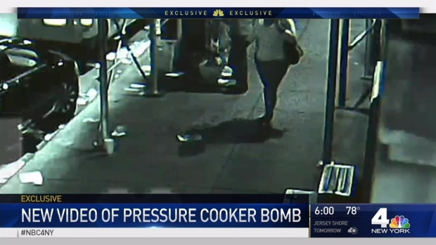 [NY] Harrowing New Video Shows Passersby Kicking Alleged Bomb Left on NYC Sidewalk