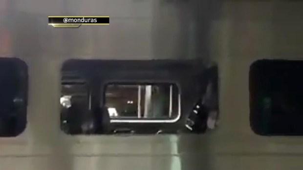 [NATL-NY] Close-Up Video of Crashed NJ Transit Train