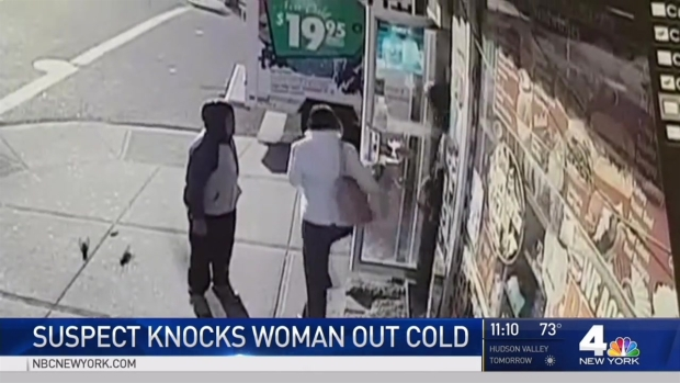 Grandmother knocked out in random Queens attack dies
