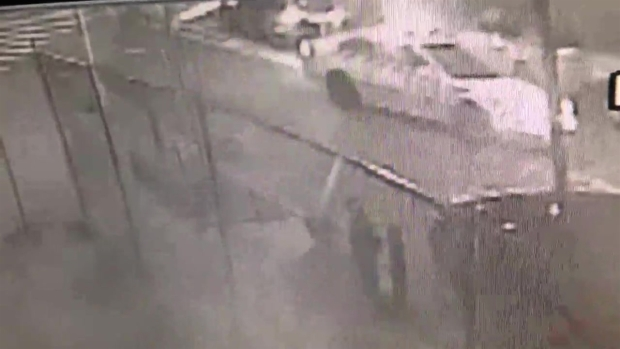 NYPD searching for man who stole police vehicle