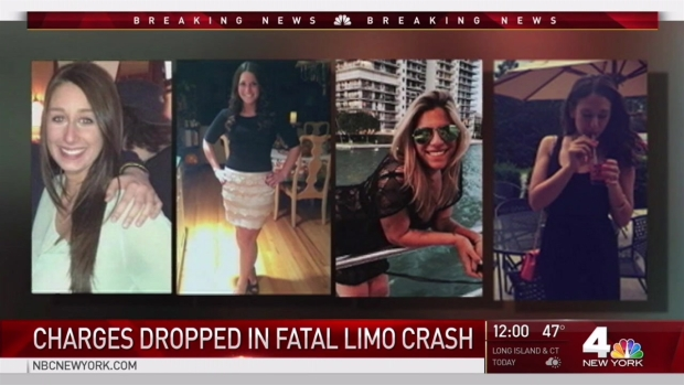 [NY] Judge Drops All Charges Against Limo Driver in 2015 Crash That Killed 4 Women