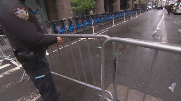 [NY] NYPD, Secret Service Upping Security at Trump Tower