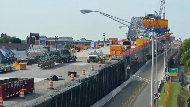 [NY] Bayonne Bridge's Elevated Roadway Unveiled