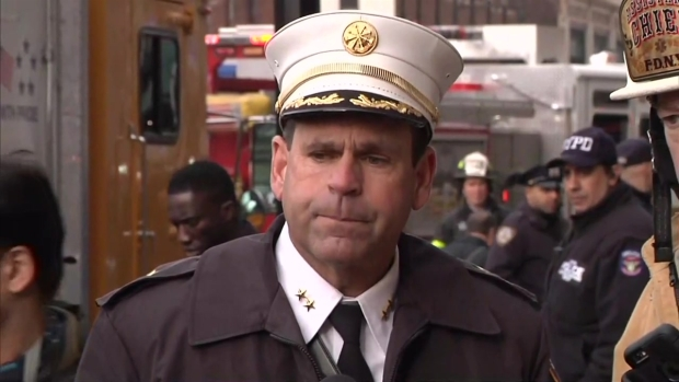 FDNY: 'There Were a Lot of People Who Needed Help'