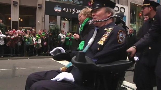 [NY] Remembering Detective Steven McDonald