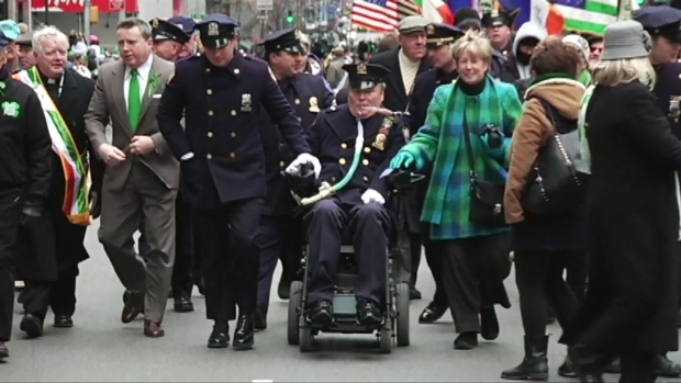 [NY] NYPD Det. Steven McDonald, an Inspiration to Many, to Be Mourned at St. Patrick's Funeral