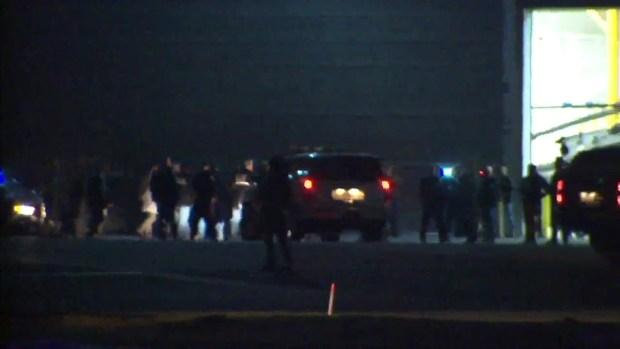[NY] 'El Chapo' Lands at NY Airport Swarmed by U.S. Marshals, Law Enforcement