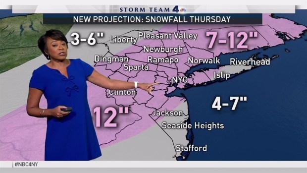 Forecast for Wednesday, February 8