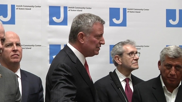 [NY] More Threats Made Against Jewish Community Centers, ADL Offices