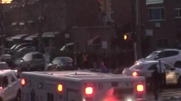 [NATL-NY] 'My Partner, My Partner!': EMT Run Over by Stolen Ambulance