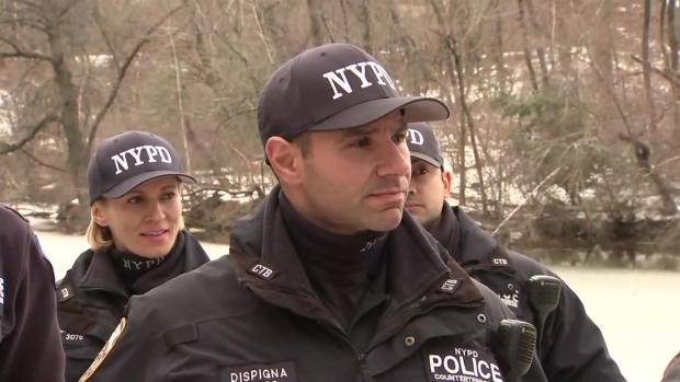[NY] NYPD Counterterrorism Officers Rescue Teen Who Fell Through Ice at Central Park