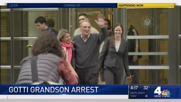 [NY] Arson Bust Snares Gotti Grandson, Mobster in Lufthansa Case