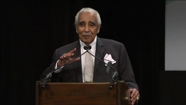 Gabe Pressman Memorial: Former Rep. Charles Rangel