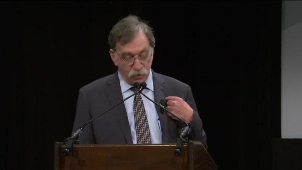 Gabe Pressman Memorial: Former White House Staffer Bob Liff