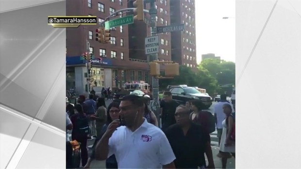 [NY] Trash Fire Cripples A, C Service During Morning Rush