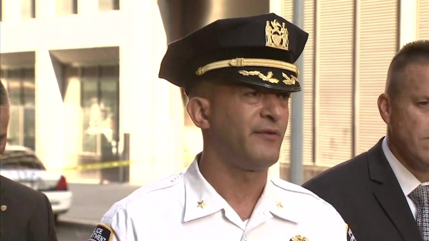 [NY] 'A Bit of a Hot Head': Cops Hold Press Conference on Construction Shooting