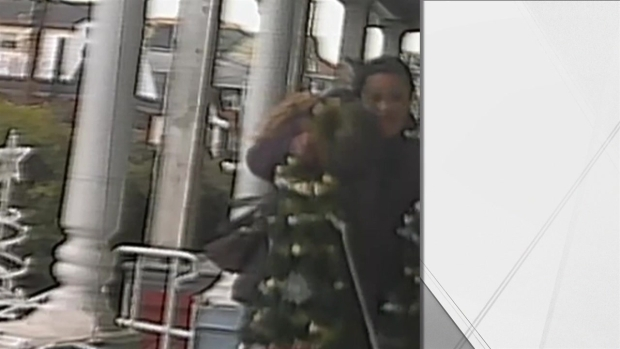 [NY] NJ Grinch Steals Christmas Trees, Waves at Surveillance Cameras