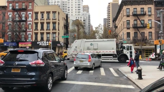 [NY] Traffic Lights Go Out Across NYC