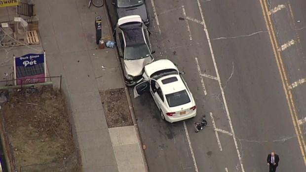 [NY] Chopper 4 Over Fatal Crash in Brooklyn