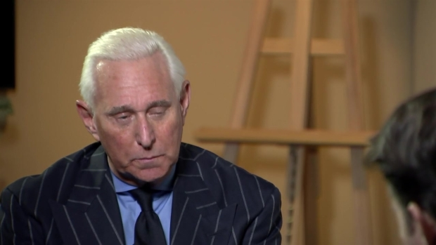 Roger Stone on Contact With Foreign Persons