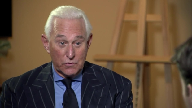 Roger Stone on Allegations of Cohen Cash