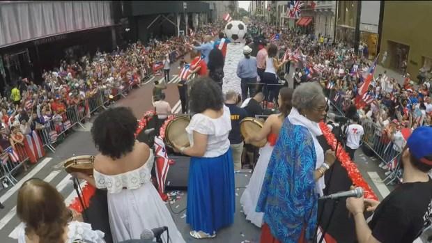 [NY] See the Puerto Rican Day Parade From the Telemundo 47 Float