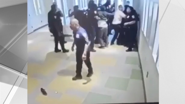 [NY] Video Shows Fight in NYC Juvenile Facility