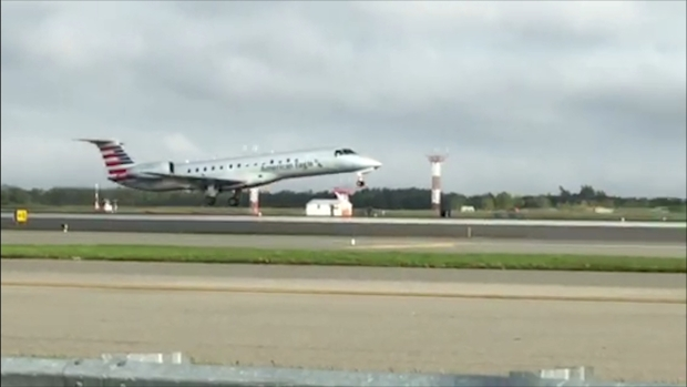 Plane Makes Emergency Landing at JFK