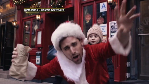 Spoof Ad Implores Public to Behave Responsibly at SantaCon