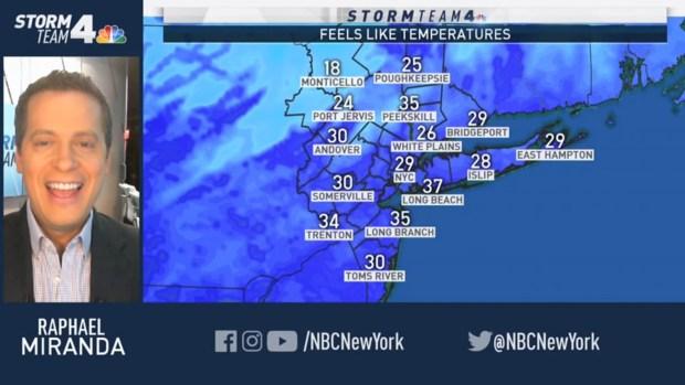[NY] Latest Forecast From Storm Team 4