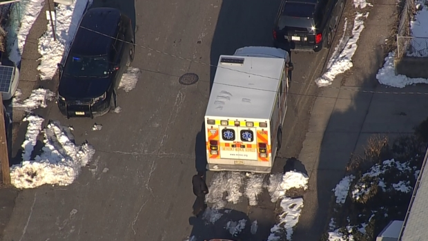 [NY] Chopper 4 Over Scene of Possible NJ Kidnapping Investigation