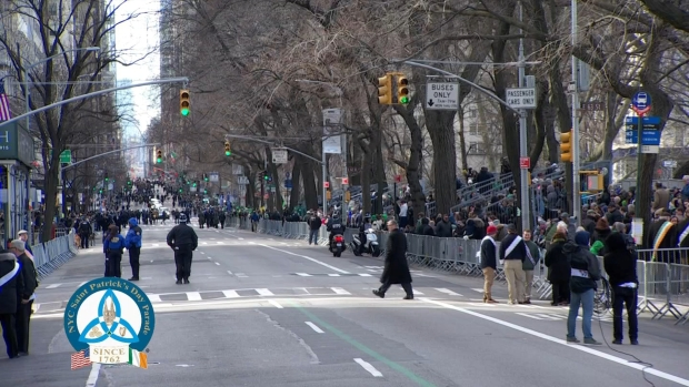 NYC's 2019 St. Patrick's Day Parade: Part 2