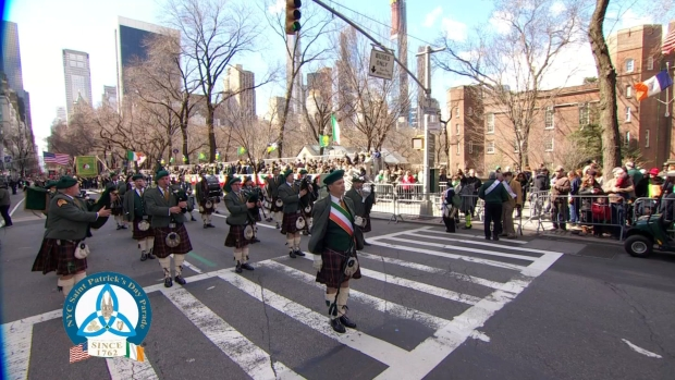 NYC's 2019 St. Patrick's Day Parade: Part 5