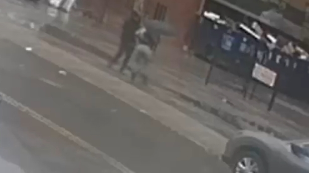 [NY] Man Caught on Camera Continuously Groping Woman in Brooklyn