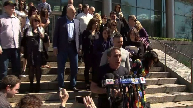 [NY] Katrino Vetrano's Father Speaks After Lewis' Sentencing